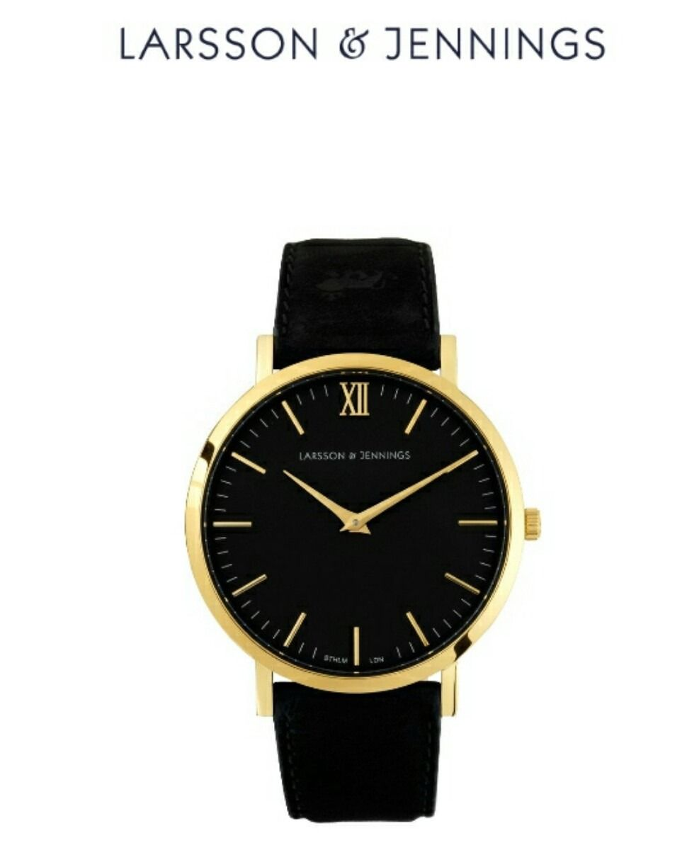 2722e292e090 Reloj Larsson   Jennings Sthlm ldn + Factura Compra + Gtia -   7.999 ...