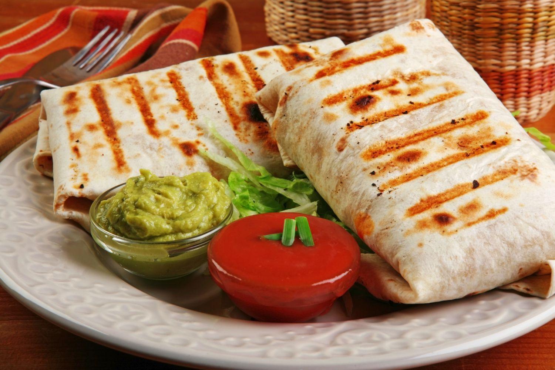 Vallarta Mexican Restaurant - healthy food choices Foley ...