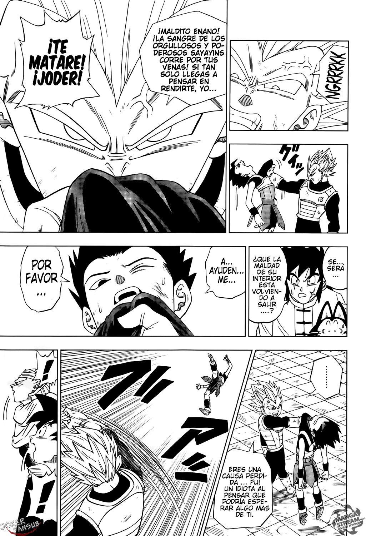 Pagina 9 Manga 12 Dragon Ball Super Dragon Ball Super Dragon Ball Super Manga Dragon Ball