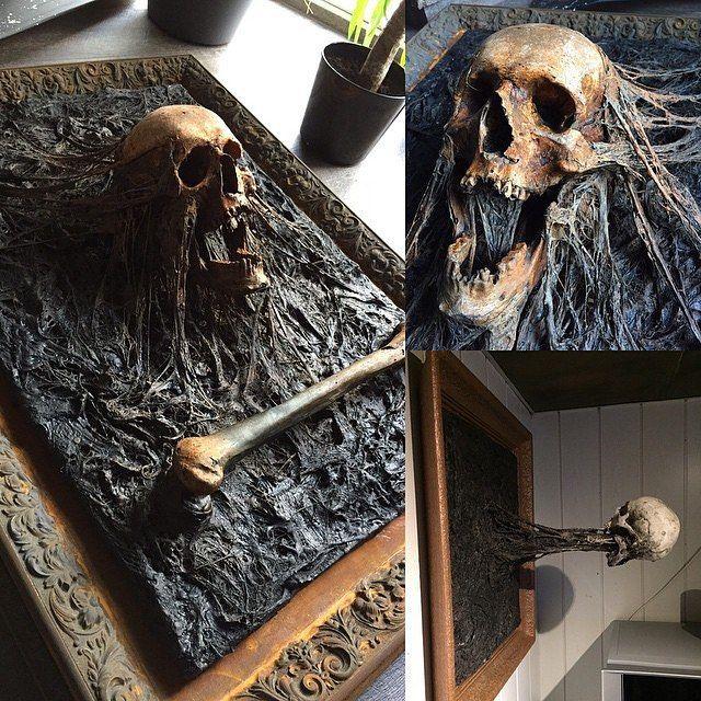 #tbt skulls by @marceldaatz  @im_gallery