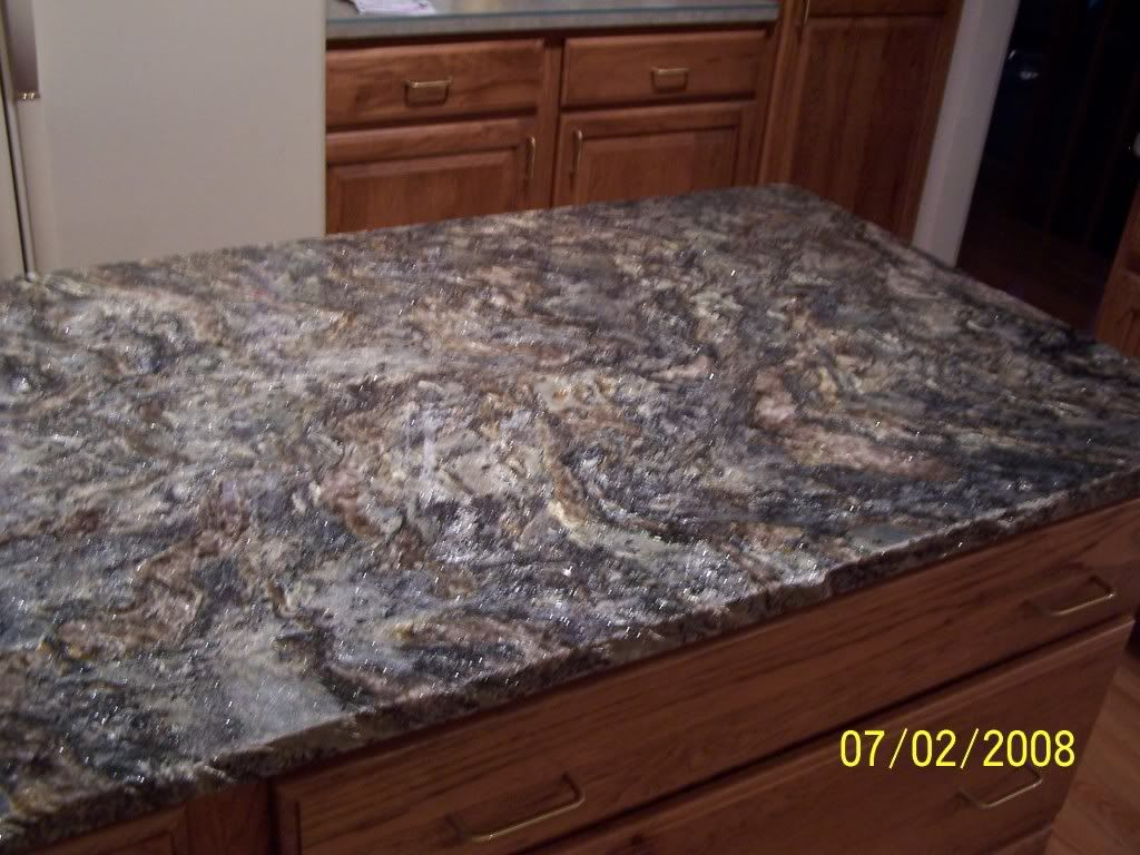 trans mica black countertop kit arv countertops diy giveaway oleum rust counterfleck transformations