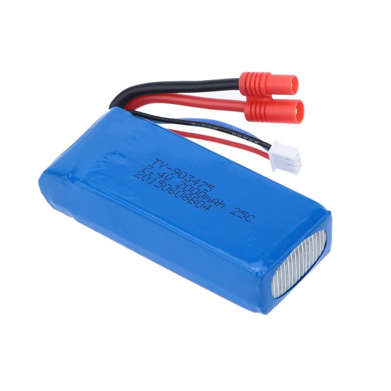 SYMA X8C X8G RC Quadcopter Spare Part 7.4V 2000mAh Lipo Battery7.4V 2000mAh Lipo Battery