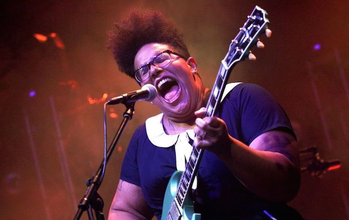 Alabama Shakes Brittany Howard Drops Surprise Solo Lp Brittany