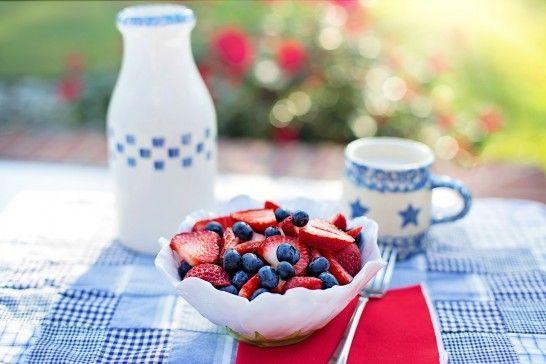 como hacer yogur casero con frutas