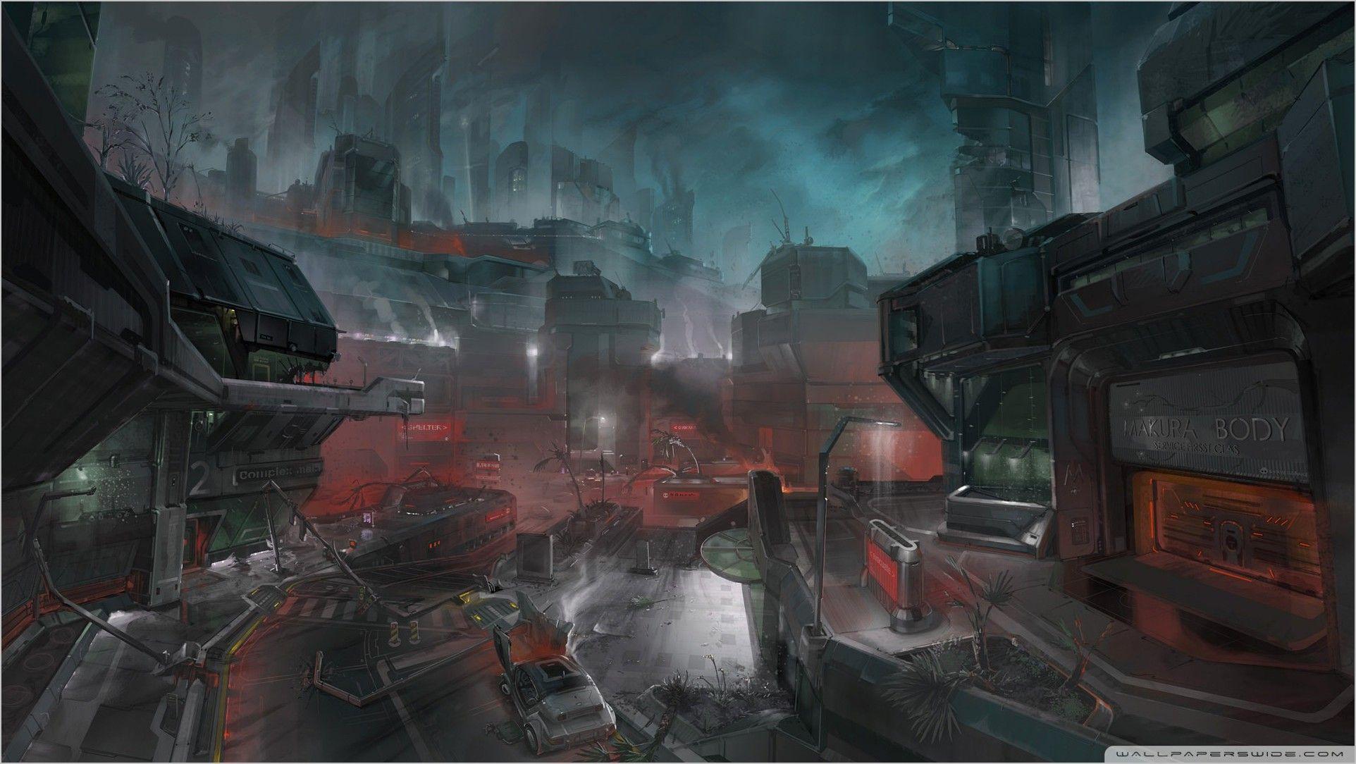 Halo Odst Wallpaper 4k In 2020 Halo 3 Odst Concept Art Art