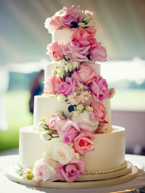 Pin de ExpoNupcias en Pasteles de Boda | Pinterest | Pastel de boda ...