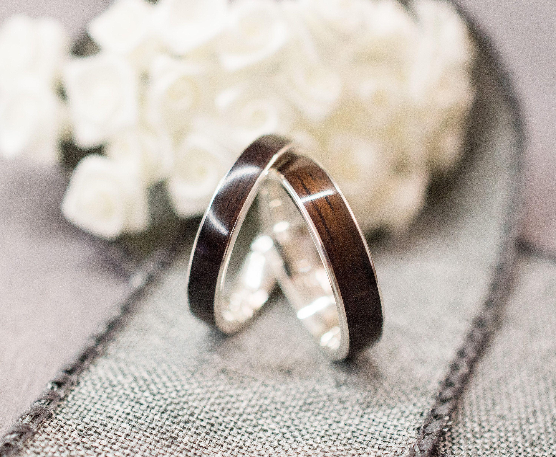#Silberringe für Jennifer und Christian zu ihrer Hochzeit