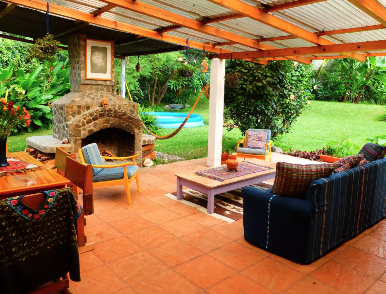 Terraza House Rental Patio Outdoor Furniture Sets