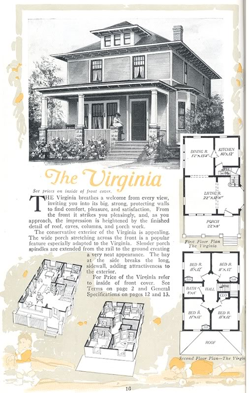 Troy Ny American Foursquare House For Sale Rensselaer County Ny Four Square Homes Square House Plans Vintage House Plans