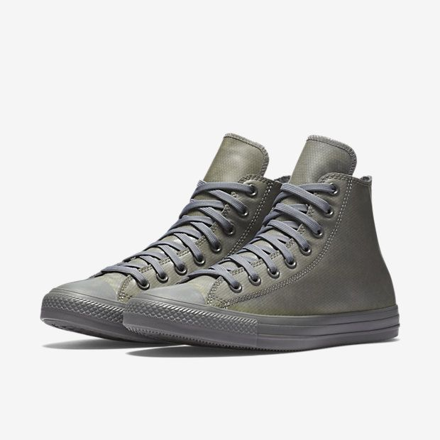 Converse Chuck Taylor All Star Translucent Rubber High Top Unisex Shoe