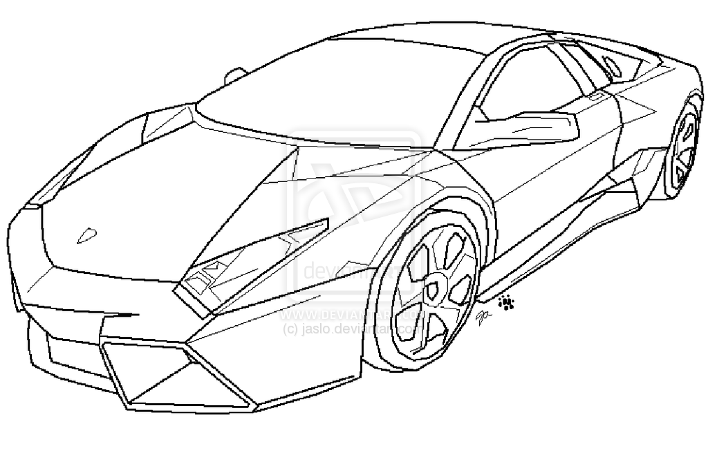 image for cool cars to draw lamborghini
