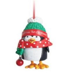 2013 Wiggly - Giggly Penguin - Club Ornament