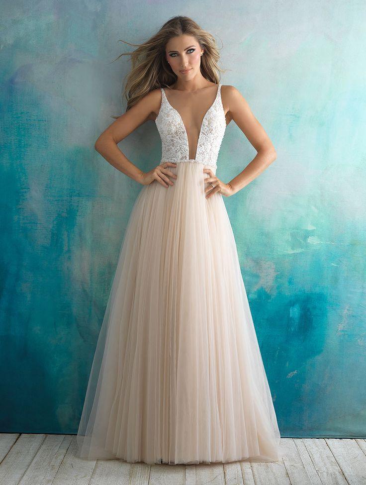 Tendance Robe du mariée 2017/2018 - Allure Bridals beaded wedding ...