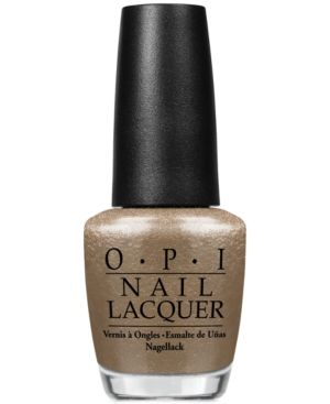 Opi Nail Lacquer, Up Front And Personal