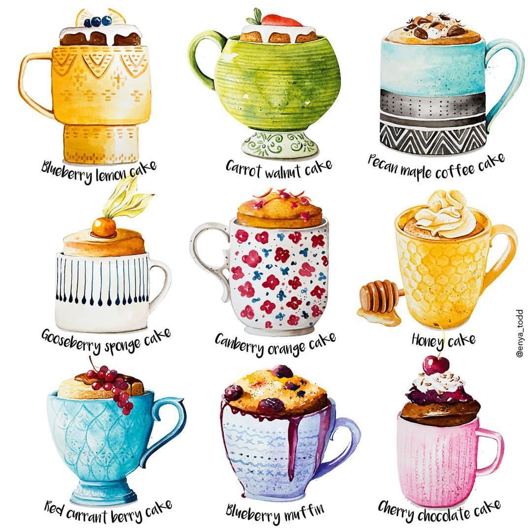Sunday Rule Sit Back Relax And Make Yourself A Mug Cake
