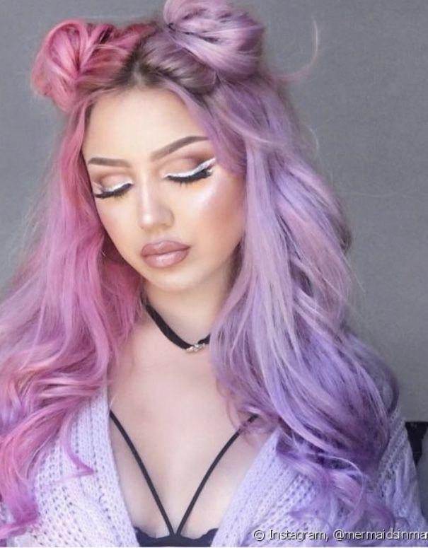 Pin By Kacie On Hair Dye Colors Hair Inspo Color Split Dyed Hair Aesthetic Hair
