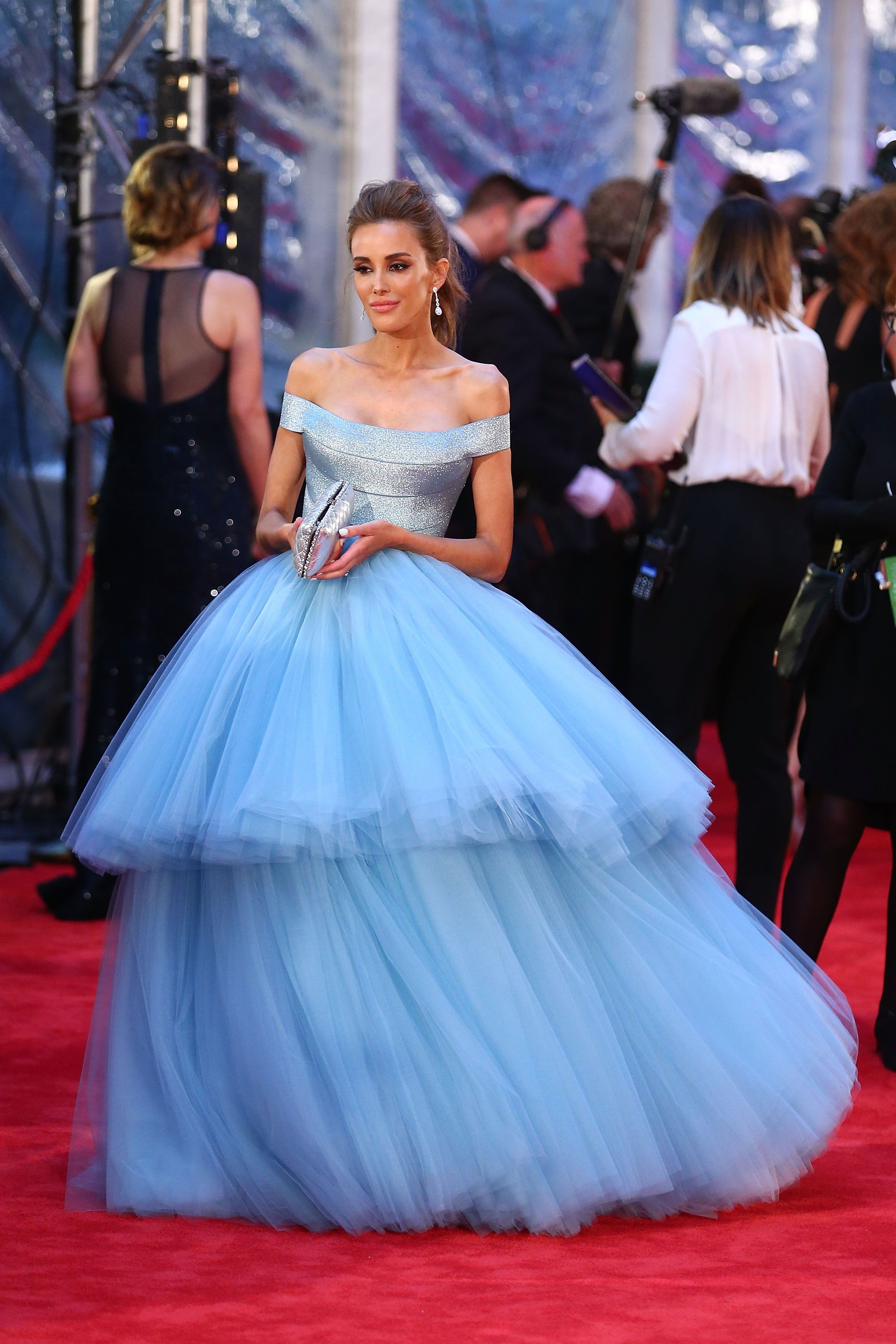 These logies dresses prove australians know how to work a red carpet