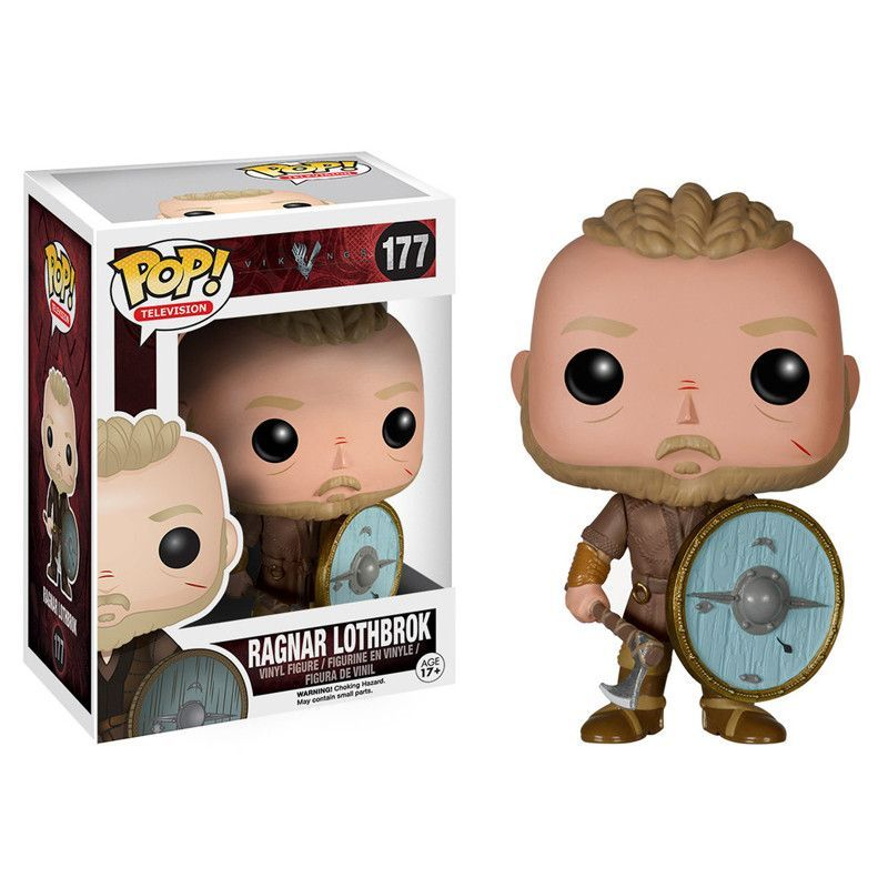 Vikings Pop Vinyl Figure Ragnar Lothbrok Pop Vinyl