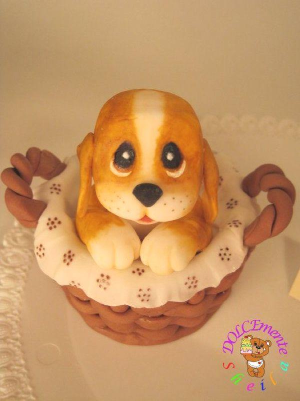 Cavalier King Charles puppy cakes  SPOT-LIGHT CAVALIER KING CHARLES ...