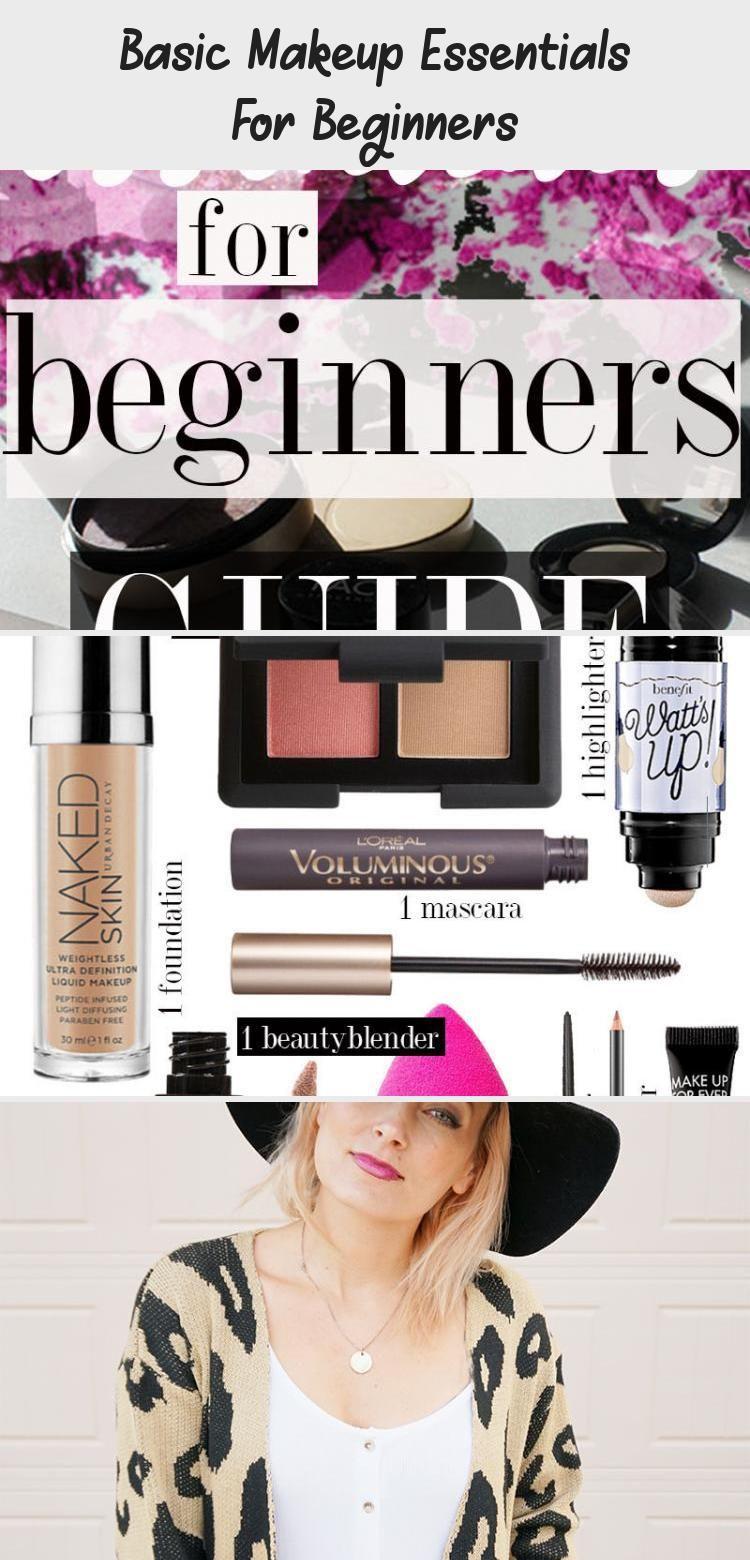 Basic Makeup Essentials For Beginners Eye Makeup in 2020