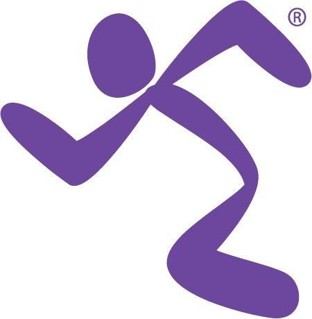 Anytime Fitness Running Man Decal Sticker Free Shipping