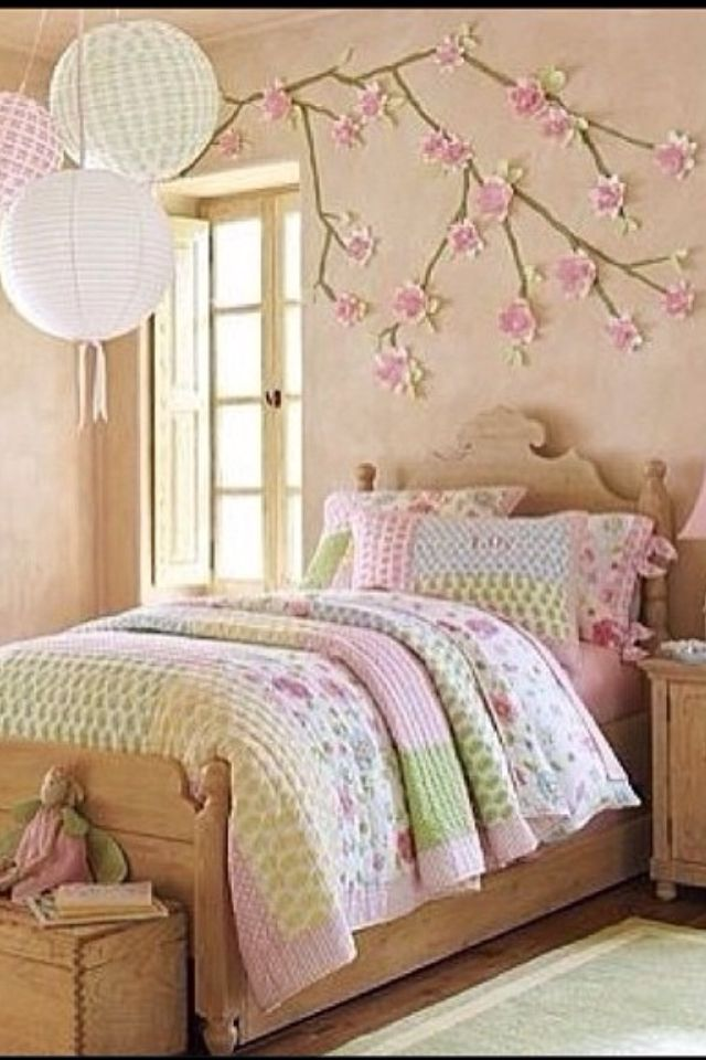 Shabby Chic Girls Room Girl Room Girls Room Decor Little Girl Rooms