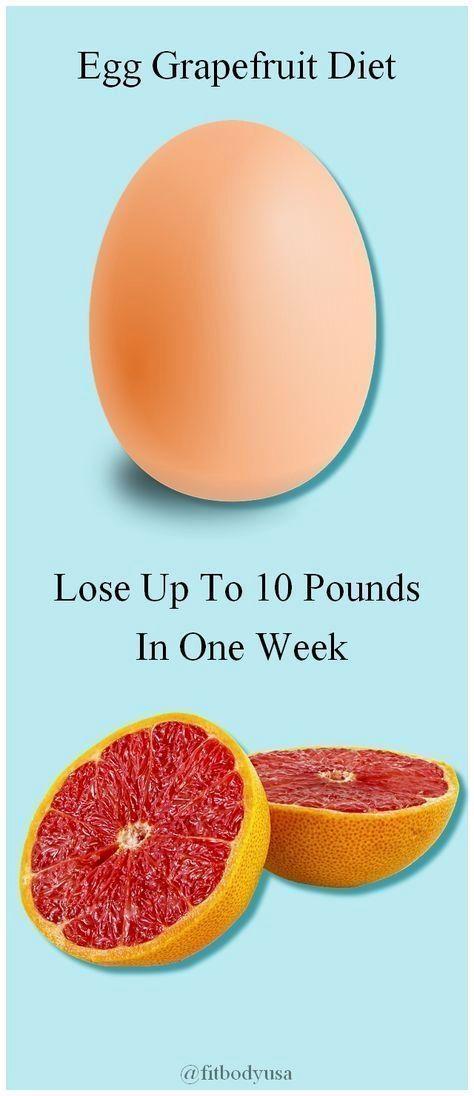 Nehmen Sie mit Egg Grapefruit Diet - Diets -...   - Gewicht Verlieren -