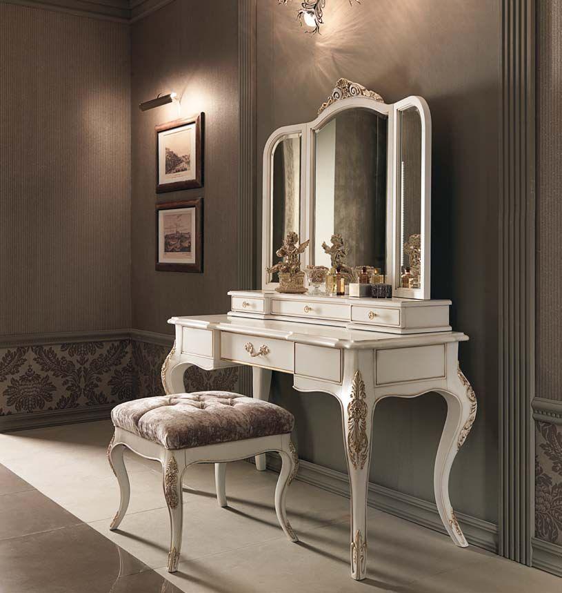 Vintage vanity home Pinterest Tocador, Recamara y Recamara vintage - decoracion recamara vintage