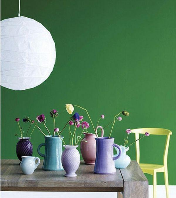 Pastell Wandfarben, Wandfarbe Und