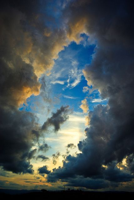 By Eonn On Flickr Nuage Ciel Nuages Art Soleil