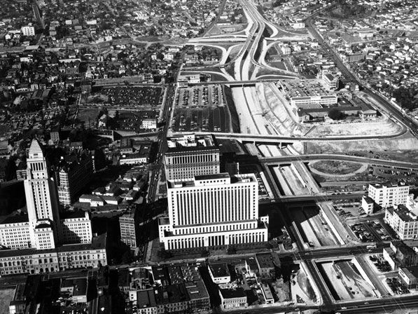 Before The Carmageddon A Photographic Look At The Construction Of 5 Socal Freeways California History Los Angeles History Los Angeles Area