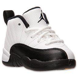 b1e4c7e221b988 Tendance Basket 2017 Boys Toddler Air Jordan Retro 12 Basketball Shoes