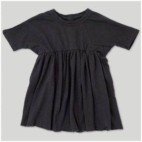 56ec8c923 Afton Street Toddler Girls' Afton Street Volume Sleeve A Line Dress -  Heather Gray