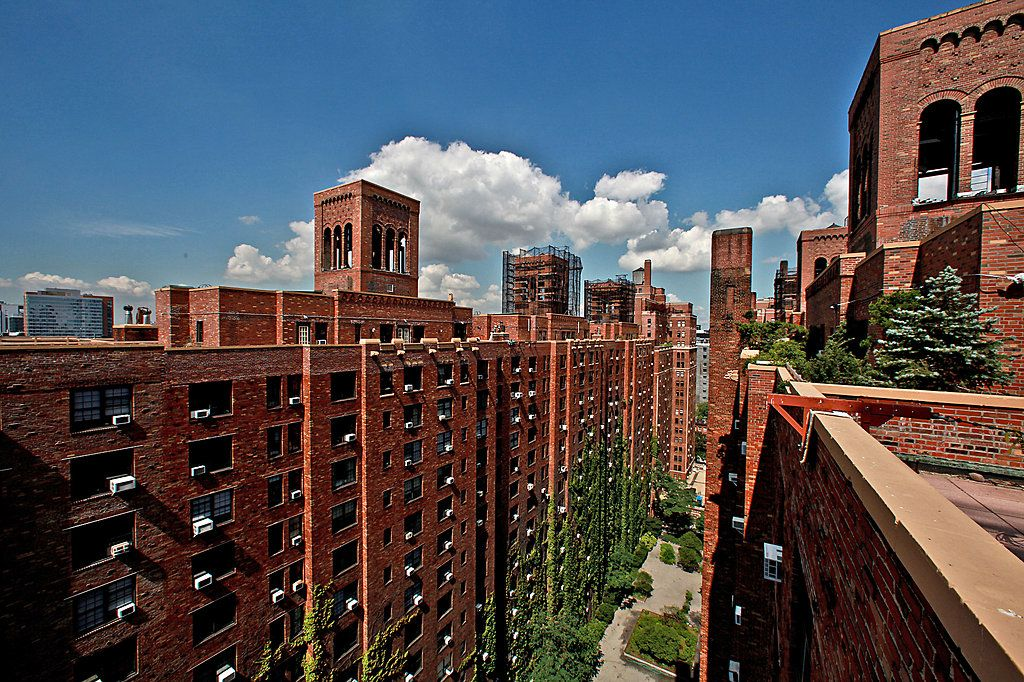 New York City Boroughs Manhattan London Terrace