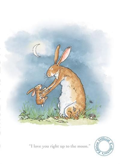 I Love You All The Way To The Moon And Back 3 Jeram Anita Jeram To The Moon And Back Tattoo