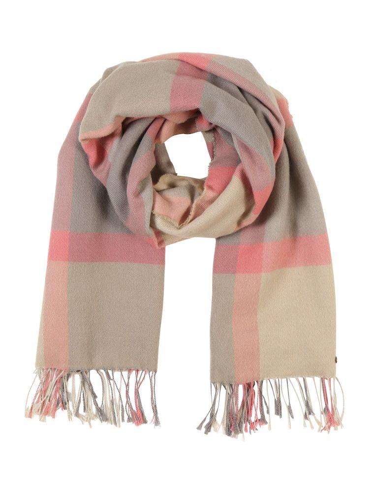 ESPRIT Schal Damen, Taupe Rosa, Größe One Size   Esprit
