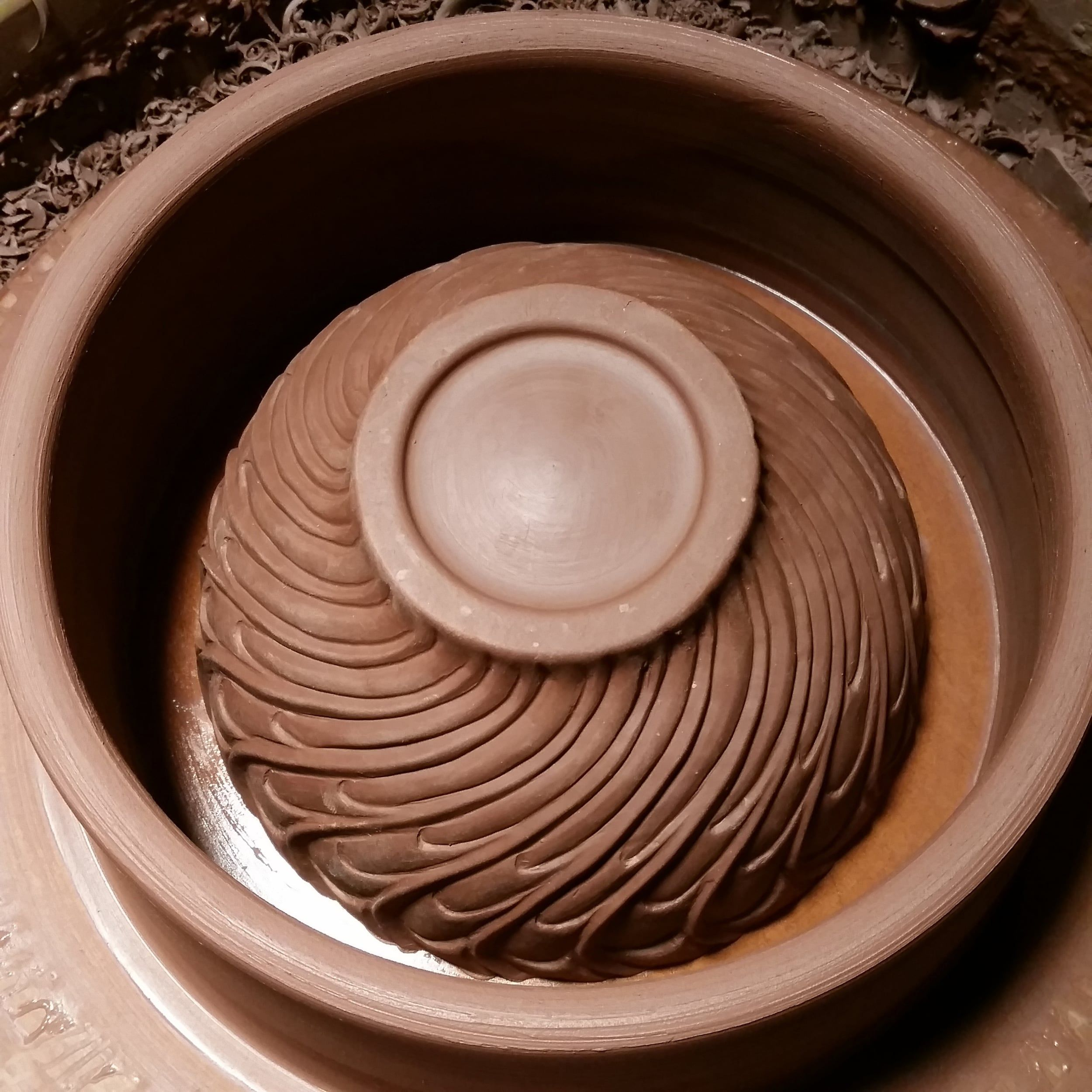 Throwing Molds On The Wheel Objective Clay Pottery Molds Ceramic Molds Clay Pottery
