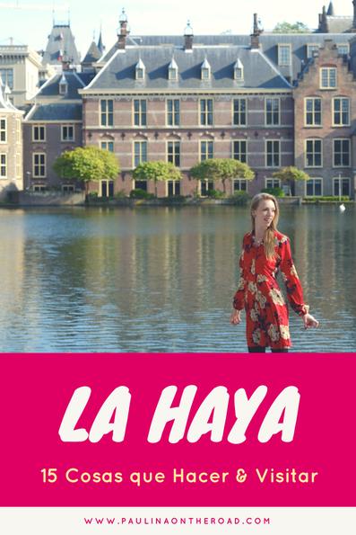 15 Cosas Que Hacer Y Que Ver En La Haya Ciudades De Holanda Viaje A Europa Paises Bajos