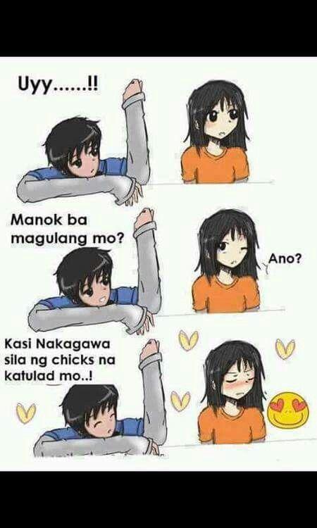 Anime Tagalog Hugot