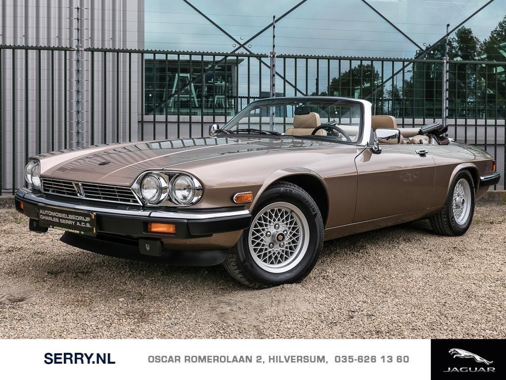 Jaguar Xjs 5 3 V12 Convertible Jaguar Marktplaats Nl