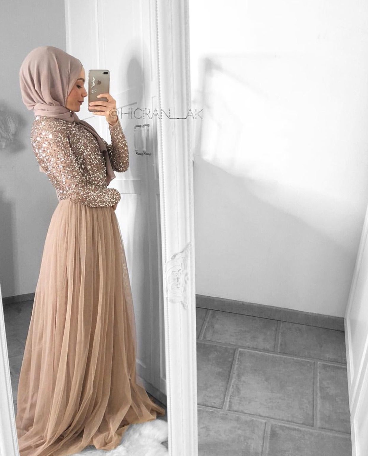 pinterest: adarkurdish | hijab prom dress, hijab dress