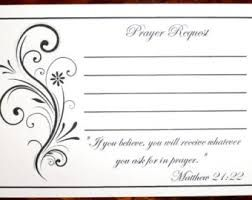 Image Result For Printable Prayer Request Cards Printable