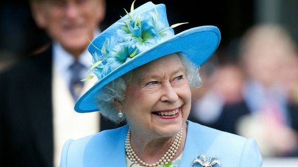Her Majesty. Impeccable.