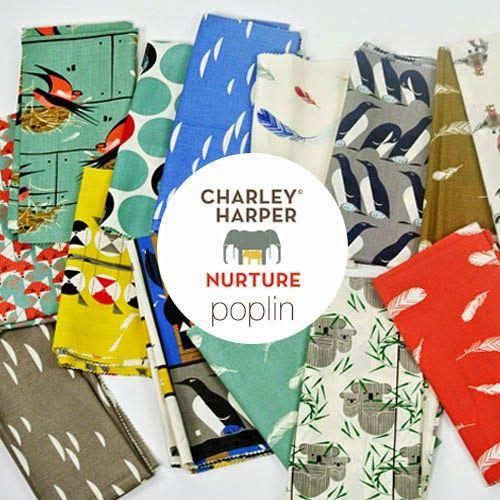 Charley Harper Nurture | Poplin