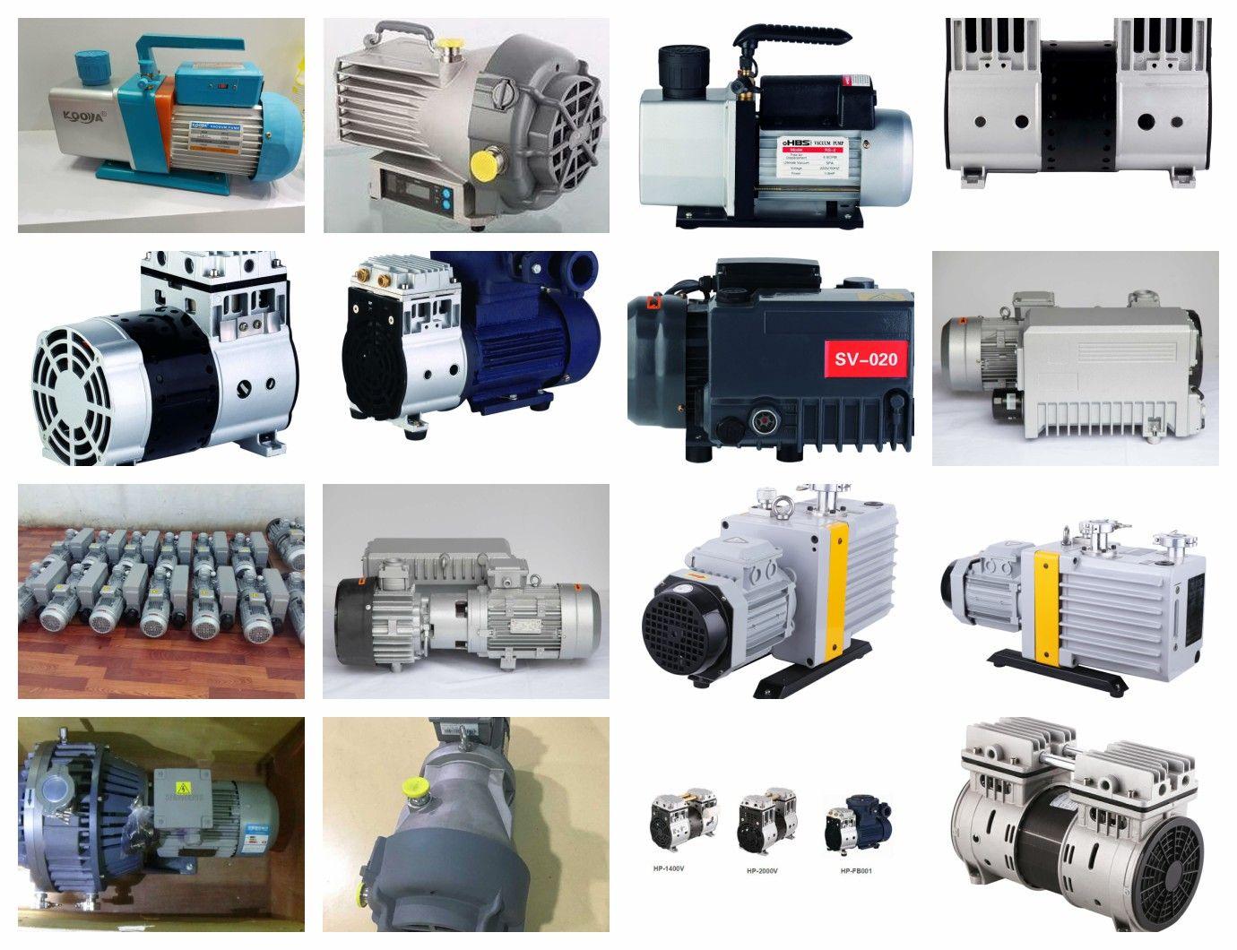 Ac Vacuum Pump Oil