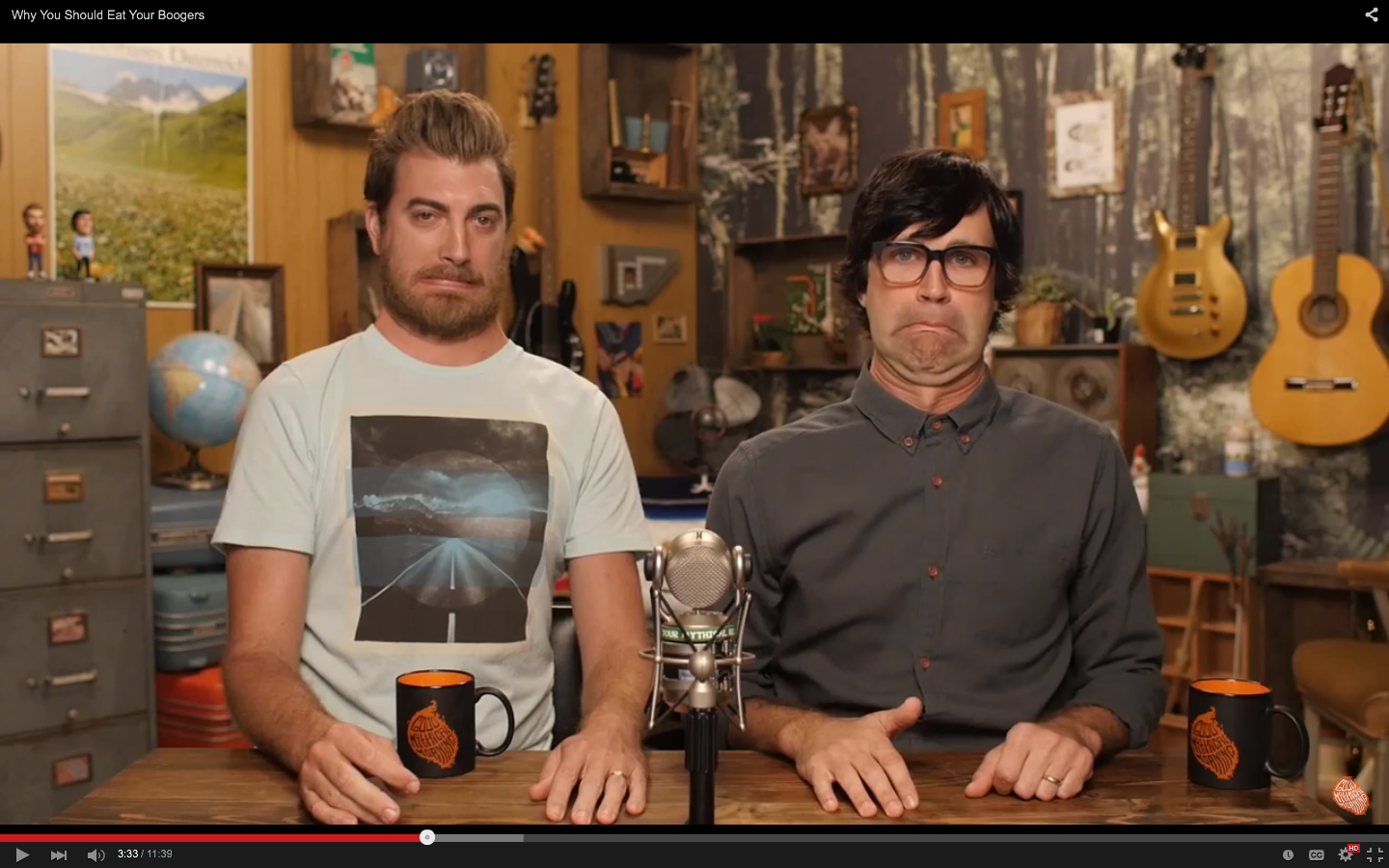 rhett and link for life