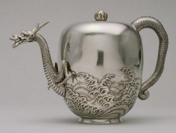 Dating hall teapots