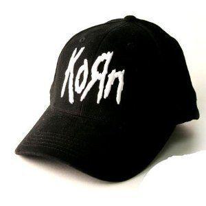 size 40 dccf5 c39a9 Korn Baseball Cap Embroidered Flex-fit Hat (Apparel) http   sales