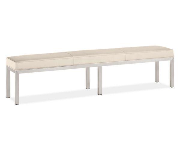"Room & Board - Portica 82x15"" 19h Bench $1099"