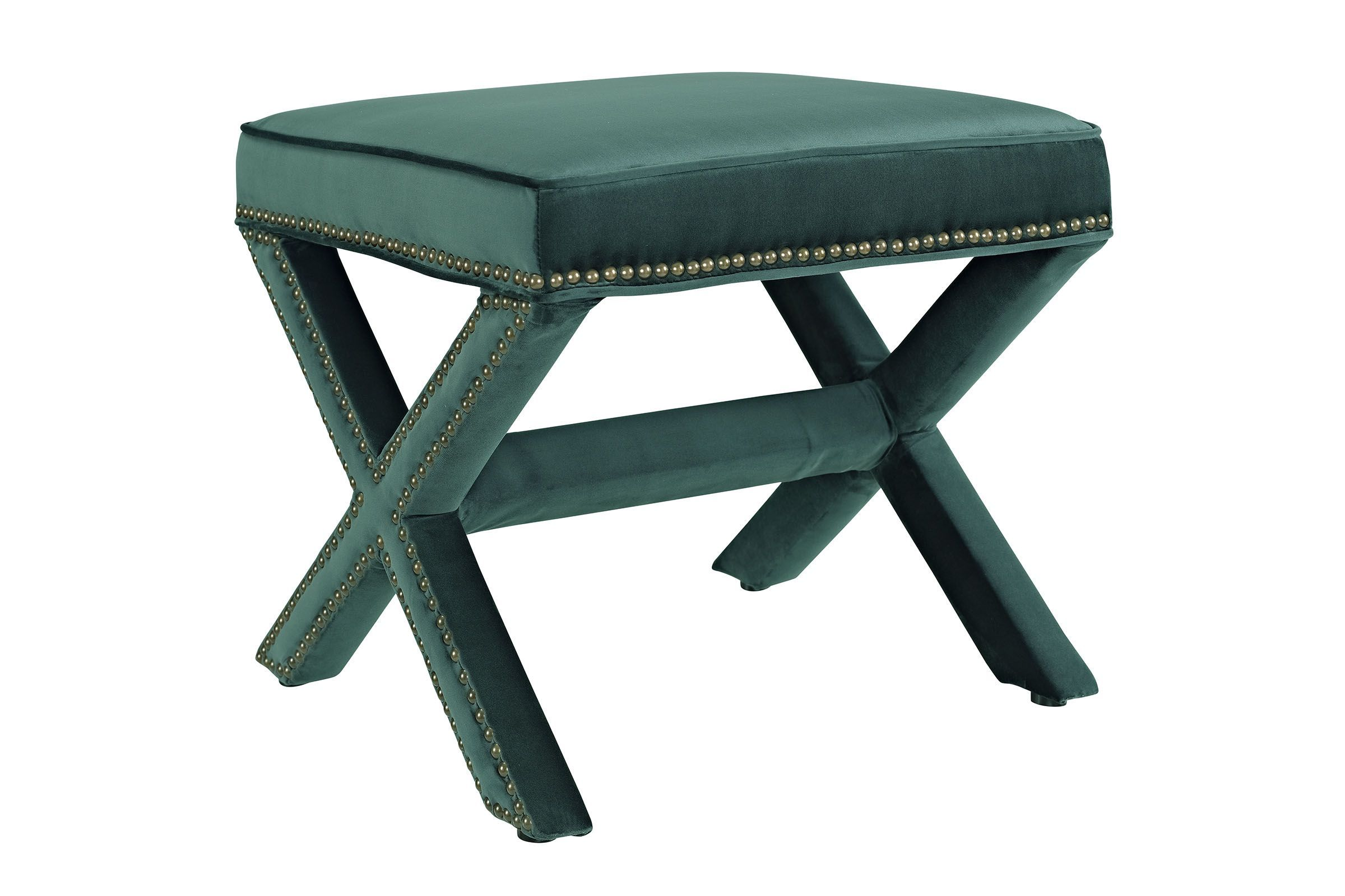 Stupendous Rivet Bench In Green By Modway In 2019 Products Creativecarmelina Interior Chair Design Creativecarmelinacom
